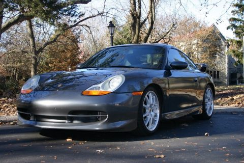1999 Porsche 911 Carrera 996 Mk1 Factory Aero Kit Option Code XAA for sale
