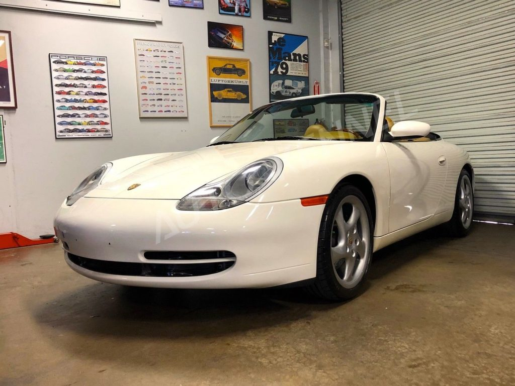 2000 porsche 911 996 carrera 2 manual pts for sale. Black Bedroom Furniture Sets. Home Design Ideas