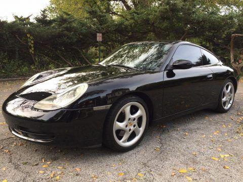 2000 Porsche 911/996 Black on Black California Car for sale