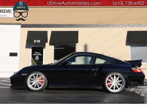 2002 Porsche 911 996 Turbo Coupe for sale