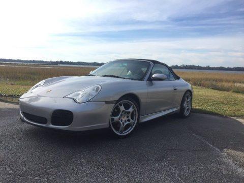 2003 Porsche 911 Convertible for sale