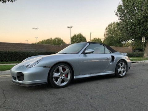 2004 Porsche 911 996 X50 Turbo Cabriolet for sale