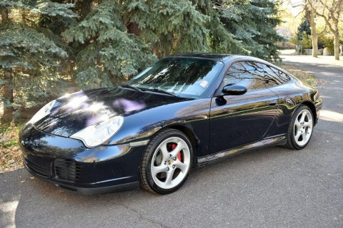 2004 Porsche 911 Carrera 4S Coupe for sale