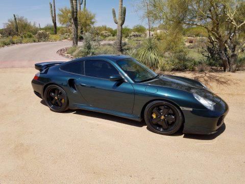 2005 Porsche 911 Turbo S for sale