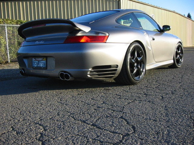 2001 porsche 911 turbo excellent original condition for sale. Black Bedroom Furniture Sets. Home Design Ideas