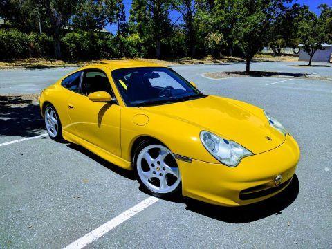 2002 Porsche 911 Aero for sale