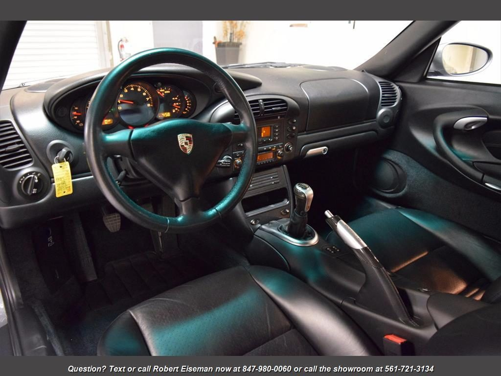 2004 Porsche 911 Carrera 996