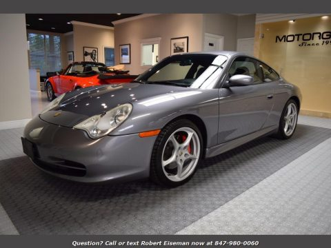 2004 Porsche 911 Carrera 996 in amazing condition for sale