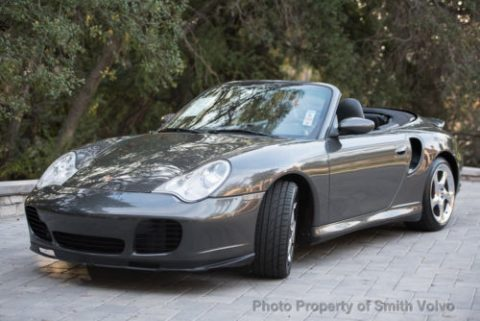 2004 Porsche 911 Turbo Cabriolet for sale