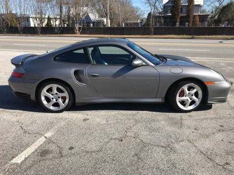 GREAT 2001 Porsche 911 Black LEATHER for sale