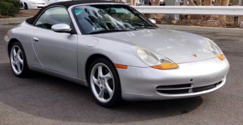1999 Porsche 911 Cabriolet – drives extremely well for sale