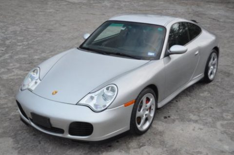 BEAUTIFUL 2004 Porsche 911 C4S for sale