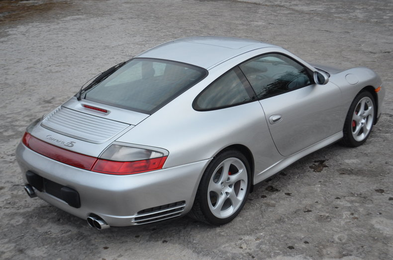 BEAUTIFUL 2004 Porsche 911 C4S