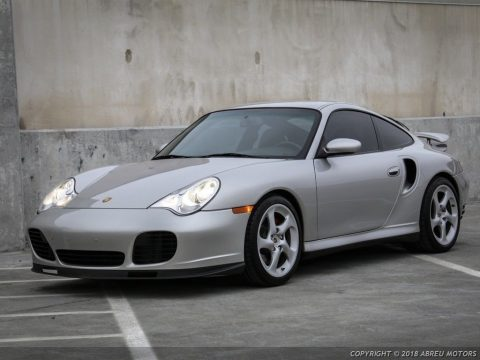 GREAT 2001 Porsche 911 Turbo for sale