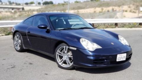 STUNNING 2002 Porsche 911 for sale