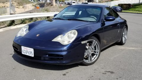 2002 Porsche 911 – Runs and Drives Well! for sale