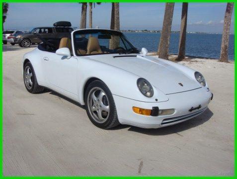 AMAZING 1996 Porsche 911 Carrera for sale