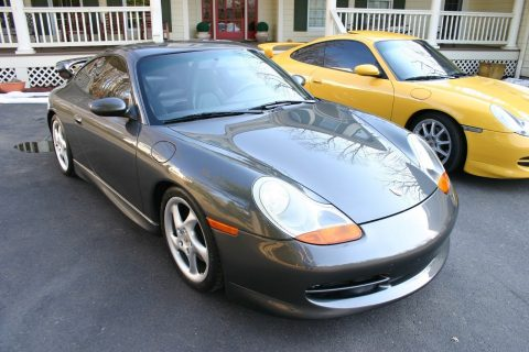 GREAT 1999 Porsche 911 Carrera Coupe 2 Door for sale