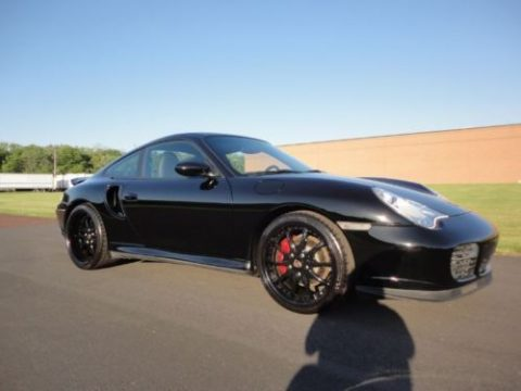 GREAT 2003 Porsche 911 Turbo for sale