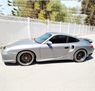 STUNNING 2003 Porsche 911 Turbo for sale