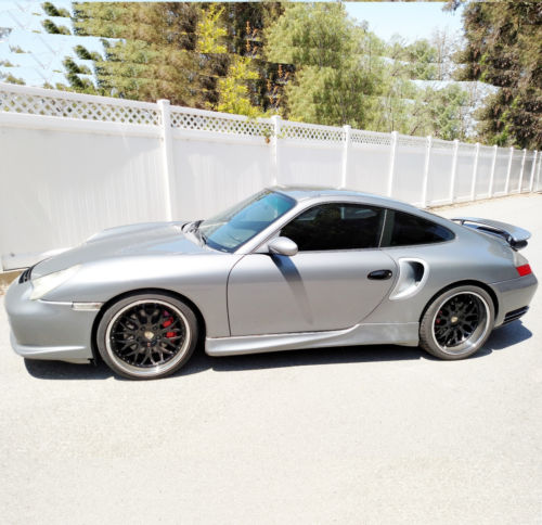 Used Turbo Porsche For Sale: STUNNING 2003 Porsche 911 Turbo For Sale