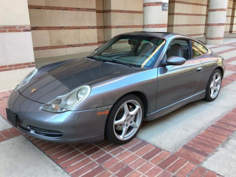 2001 Porsche 911 Carrera 4 – Beautiful Original Condition for sale