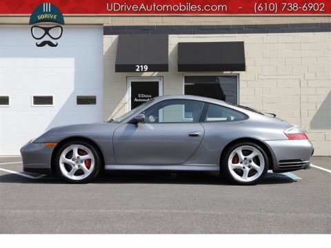 2003 Porsche 911 Carrera 4S 6 Speed Coupe 30k Miles 996 C4S for sale