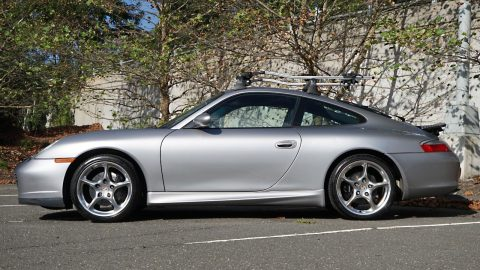 2004 Porsche 911 40th Anniversary Edition for sale