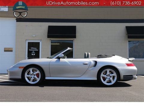 2004 Porsche 911 996 Turbo Cabriolet for sale