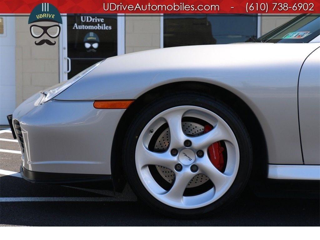 2004 Porsche 911 996 Turbo Cabriolet