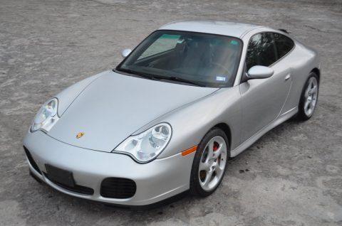 2004 Porsche 911 C4S for sale