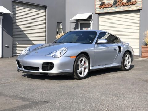 2004 Porsche 911 Turbo X50 Manual for sale