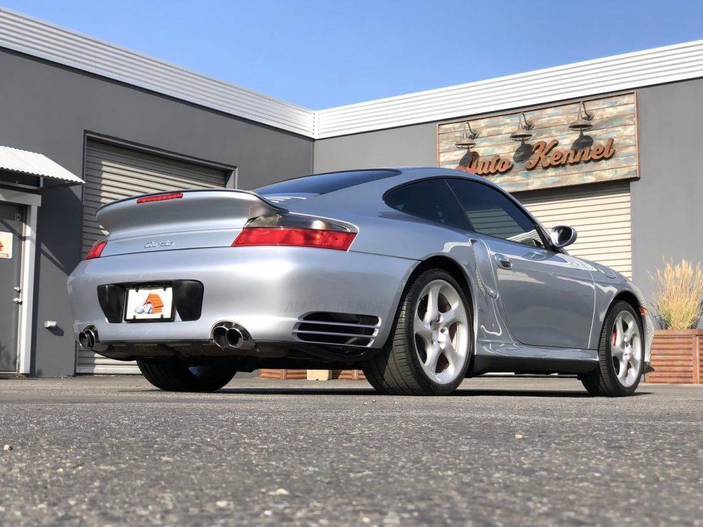 2004 Porsche 911 Turbo X50 Manual