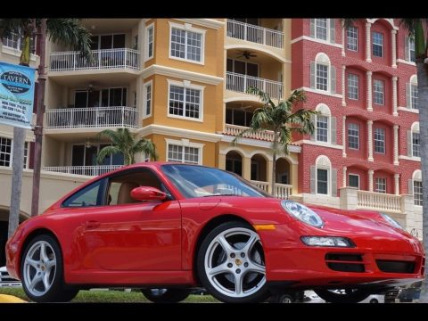 2006 Porsche 911 Carrera for sale