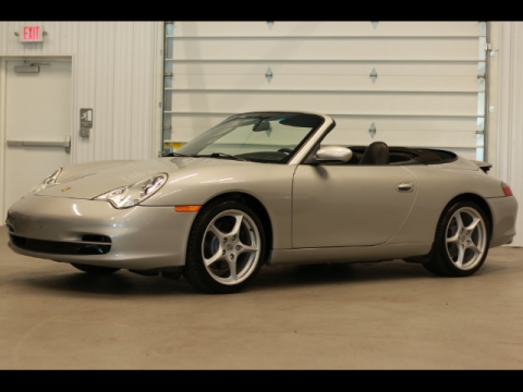 BEAUTIFUL 2002 Porsche 911 Carrera Cabriolet*6 Speed MANUAL! for sale