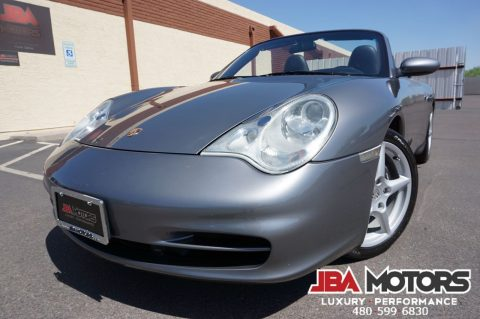 GORGEOUS 2002 Porsche 911 Cabriolet Convertible 996 for sale