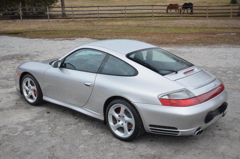 OUTSTANDING 2004 Porsche 911 C4S